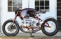 Racing Cafè: BMW R 100S by 46Works