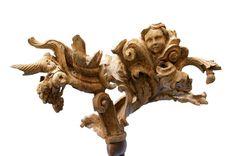Frammento - Enrica NBarozzi's art - wood sculpture - cm 35x52
