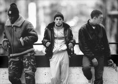 """La haine (Hate)"" - Mathieu Kassovitz (1995)"