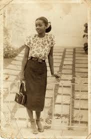 1940s~~好時尚!  高腰是我的菜!