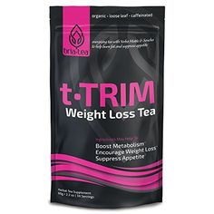 Bria T-Trim Weight Loss Tea: Teatox to Boost Metabolism - Suppress Appetite - Extra Energy Weight Loss For Men, Weight Loss Tea, Fat Burner Supplements, Cabbage Diet, Free Diet Plans, Liver Detox, Tea Blends, Boost Metabolism, Tea Infuser
