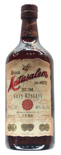 Rhum Review: Ron Matusalem 15 años | Blog del vino, cócteles, recetas y novedades para el gourmet