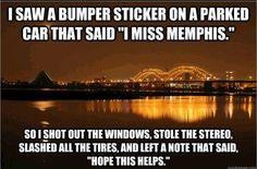Yep! That's Memphis!!!!