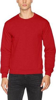 Top  Bekleidung, Herren, Sweatshirts & Kapuzenpullover, Sweatshirts Jack Jones, Crew Neck Sweatshirt, Sweatshirts, Men Sweater, Stuff To Buy, Fun Stuff, Fitness, Sweaters, Mens Tops