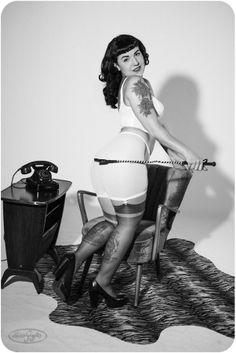 Lovely Miss Dora van Tassel