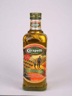Carapelli Extra Virgin Olive Oil: From the first natural pressing of the olives, Carapelli crafts a pure extra virgin olive oil that is full-flavoured and delicious! Great for dressing salads, and marinades. Kosher.
