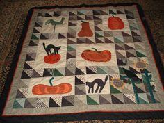Stitchin' Time: Fall Quilts