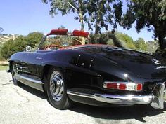 1961 Mercedes-Benz 300 SL Perfection.