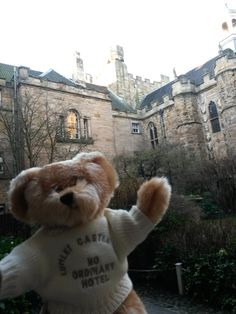 Feeling very proud after I was mentioned in the Scotsman's review of Lumley Castle - http://www.scotsman.com/lifestyle/travel-lumley-castle-county-durham-1-3640521