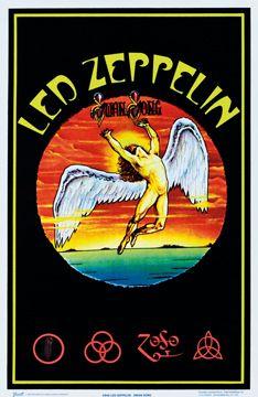 LED ZEPPELIN ~ SWAN SONG
