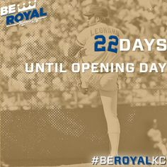 #Royals all-time complete game & shutout leader, Dennis Leonard, brings us day No. 22 in our #BeRoyalKC countdown