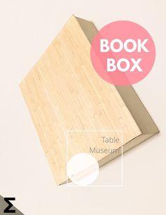 2015.11.09 #ARTBOOK #BOX #TableMuseum