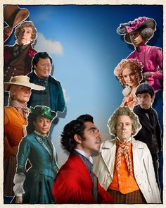 """""""Imaginatively conceived and gloriously cast."""" (BBC) Don't miss Armando Iannucci's THE PERSONAL HISTORY OF DAVID COPPERFIELD in theaters this Friday -- Certified Fresh at 94% on Rotten Tomatoes. Doll Eye Makeup, Coming Soon To Theaters, Chicago Sun Times, Personal History, Rotten Tomatoes, Doll Eyes, Movie Costumes, Black Power, Movies And Tv Shows"""