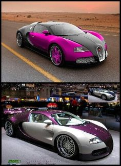 THIS is what a bugatti looks like??? Ok, I understand now and goddammit I want one!!