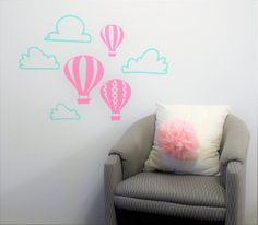Custom Birth Announcement Vinyl Wall Decal By LimeYours On Etsy - How to make vinyl decals stick to textured walls