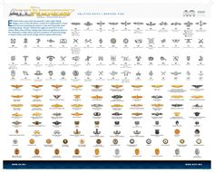 US Navy Enlisted Ratings Military Signs, Military Ranks, Military Insignia, Navy Military, Military History, Navy Life, Navy Mom, Uss Texas, Military Decorations