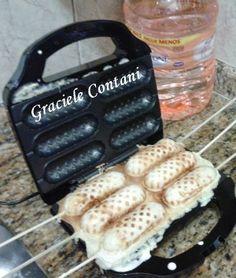 Crepe Suíço, de Graciele Contani - Espaço das delícias culinárias
