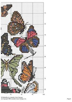 63 Butterflies 2/10