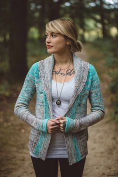 8ecaf51219a671 Comfort Fade Cardi pattern by Andrea Mowry. Crochet CardiganKnit ...