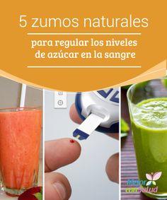 5 naturlige juicer for regulering av blodsukkeret - Veien til Helse Health Diet, Health Fitness, Lower Blood Sugar, Dbt, Diabetes Management, Health Remedies, Holidays And Events, Smoothies, Juice
