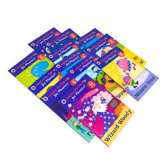 Ladybird Im Ready for Phonics 12 Books Children Pack Paperback Collection Set