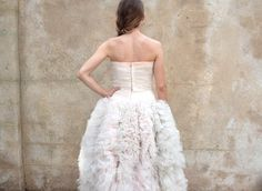 1950s one of a kind musuem quality strapless by circa1955vintage