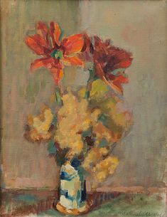 Wassily Kandinsky, Klimt, Claude Monet, Vincent Van Gogh, Modern Art, Contemporary Art, Flower Vases, Flowers, All Themes