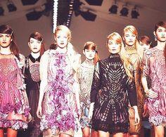 Bora Aksu London Fashion Week FW 15-16
