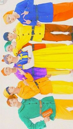 Snow white and the six dwarf