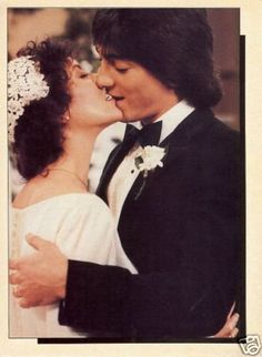 """The wedding of Chachi and Joanie """"Shortcake"""" Cunningham was the centerpiece of the final episode of """"Happy Days."""""""