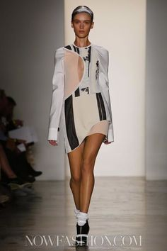 Louise Goldin Ready To Wear Spring Summer 2014 New York