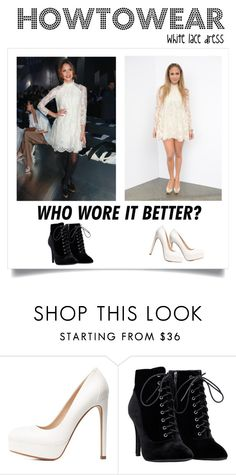 """""""Senza titolo #235"""" by trendcrossing on Polyvore featuring moda, H&M e Charlotte Russe"""