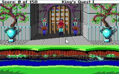 King's Quest 1: Quest for the Crown (SCI)