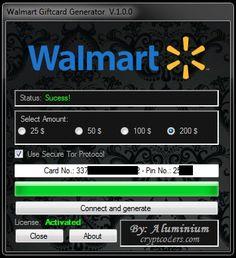Walmart Giftcard Generator Money Generator, Gift Card Generator, Paypal Money Adder, Make Money Online, How To Make Money, Bank Statement, Wedding List, My Money, Walmart