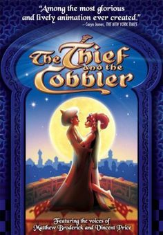 The Princess and the Cobbler 1993