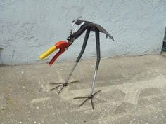 Clipper Head Shovel Bird | Mendenhall Studio