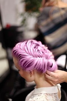 Hair Chalk Temporary Hair Color Ombre Hair Dying Hair by Zouuu, €3.00