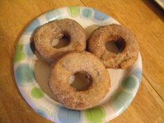 Paul Bunyan style Buttermilk Doughnuts