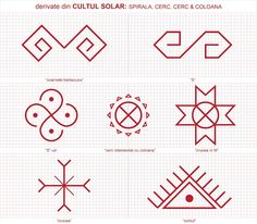 modele cusaturi populare romanesti - Căutare Google Folk Embroidery, Embroidery Patterns, Cross Stitch Patterns, Floral Embroidery, Old Symbols, Ancient Symbols, Doodle Sketch, Symbolic Tattoos, Henna