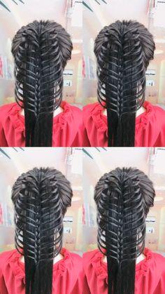 Amazing HAIR Updo By QT HAIR - Be A Cutie With QT, Nautral Human Hair Manufacture Imágenes efectivas que le proporcionamos sobre d - Easy Hairstyles For Long Hair, Braids For Long Hair, Elegant Hairstyles, Braided Hairstyles, Cool Hairstyles, Medium Hair Styles, Natural Hair Styles, Short Hair Styles, Hair Upstyles