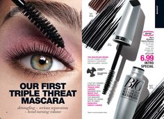 Introducing the Big & Multiplied Mascara. Special formula prevents clumping. This introductory price won't be around forever. Order yours today at www.youravon.com/lgibson4528.