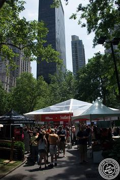 image of 11th Annual Big Apple BBQ Block Party at Madison Square Park!