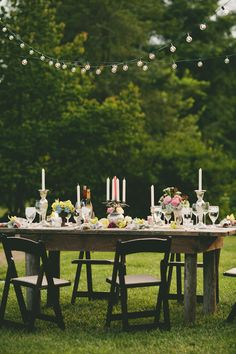 How vintage china can look great at a wedding. from rusticweddingchic.com