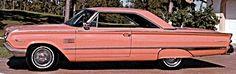 1964 Mercury Montclair 2-Door Hardtop