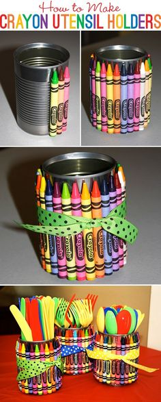 cute for bd parties, but even to use on the children's table at holidays, too