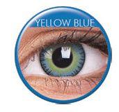 Fusion Yellow Blue Prescription Colored Lenses