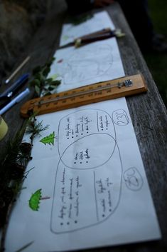 Stromová klimatizace | Učíme venku Outdoor Activities, Autumn Art, Manualidades, Field Day Activities