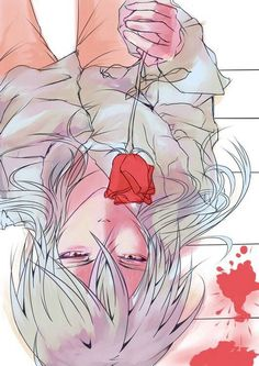 """""""I wonder what sort of criteria you use to divide people into good and evil.""""- Makishima Shougo  x 