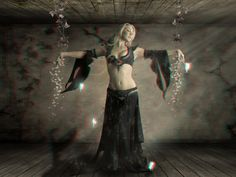 Fairy Visitation 3-D conversion by MVRamsey on DeviantArt