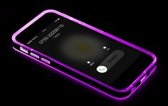 Led Calling Light Cover for iPhone - stop searching your phone in the dark!